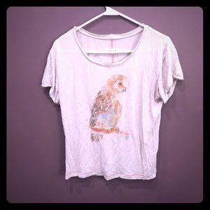Maison Jules Owl t shirt